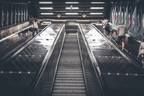 Stockholm underground. von mainztagram