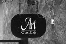 Art Café by uta-behnfeld