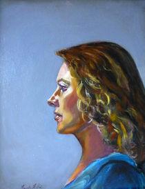 Blue von Renuka Pillai