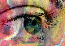 Auge lV POP von bernado