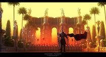 Ancient Rome by Arseniy Korablev