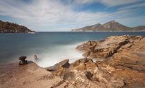 Sant Elm coast by Leighton Collins