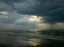 Sonnenuntergang am Meer by Marion Eckhardt