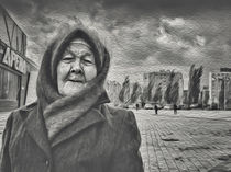 Old Woman and the Face of Wind by John Williams