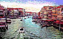 Venetian Adventure von GabeZ Art