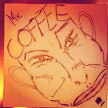 Mr. Coffee von Ronja Treffert