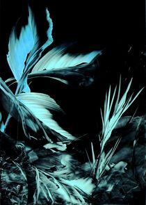 Blattimpression I von megina-art