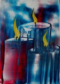 Kerzen (4) von megina-art