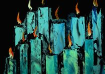 Kerzen (7) by megina-art