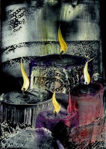 Kerzen (10) von megina-art