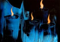 Kerzen (12) von megina-art