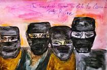 behind a mask by Ronja Treffert