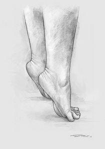 Füße 2 von Tobias Goldschalt
