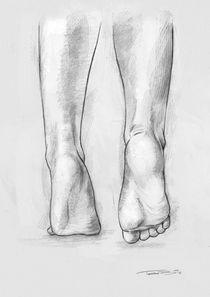 Füße 1 von Tobias Goldschalt