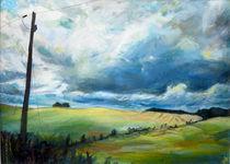 Wolken über Usedom von Renée König