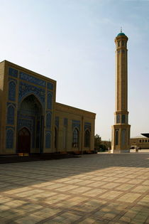 Asiatische Motive, Usbekistan by Wladimir Zarew