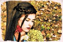 Herbstblues von Wolfgang Pfensig