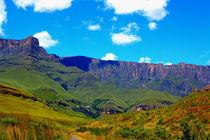 Reise zu den Drakensbergen in Lesotho by mellieha