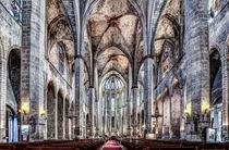 Santa Maria del Mar (Barcelona, Catalonia) von Marc Garrido Clotet