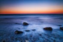 sunset von Sandro Mischuda