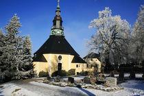 Kirche in Seiffen by Gerhard Köhler