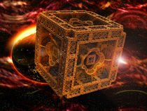 An artifact of the Ancients by Alois Reiss