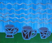 Three cups by giart