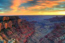 Sunset von Sören Gelbe-Haußen