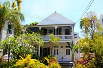 Romantische Häuser in Key West by ann-foto