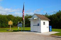 Das kleinste Postoffice der Welt - Ochopee Florida Post Office by ann-foto