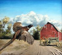 Pheasant von Caleb Merrick