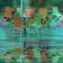 It's raining - Es regnet by Chris Berger