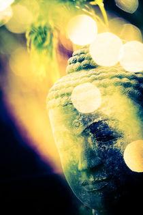 Kopf eines Buddha von mroppx