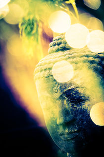 Kopf eines Buddha by mroppx