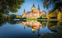 Rathaus Hannover von photoart-hartmann
