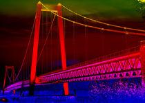 Emmericher Rheinbrücke by augenblicke