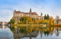Schloss Sigmaringen an der Donau von Thomas Keller