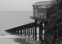 Tenby Lifeboat Station by Doug McRae