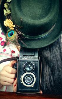 Vintage Camera 3  by Ysfsbnm kara