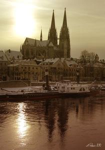 am Fluss by Alois Reiss