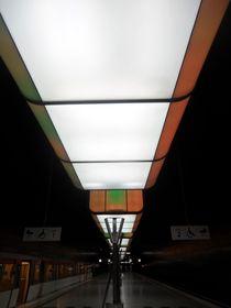 U-Bahn HafenCity von Peter Norden