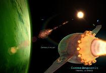 Travel in Space von Michael Golüke