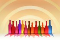 Colors Of Wine von Peter  Awax