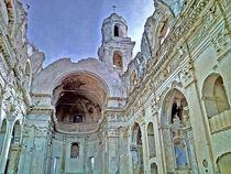 Chiesa de Bussana III von Robert Bodemann