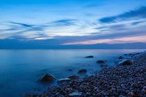 Abends an der Küste der Ostsee by Rico Ködder