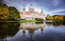 Rathaus Hannover II von photoart-hartmann