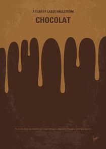 No567-my-chocolat-minimal-movie-poster