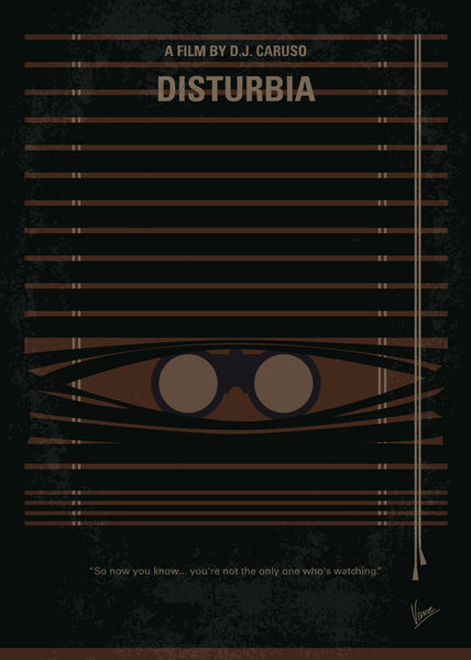 No457-my-disturbia-minimal-movie-poster