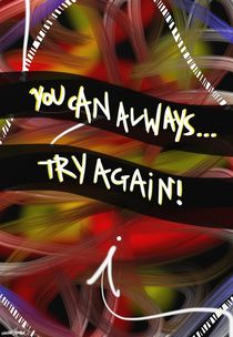 You Can Always Try Again! by Vincent J. Newman