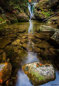Wasserfall Kochelfall von markusBUSCH FOTOGRAFIE